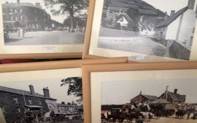 Morrisons donate photos to Minehead Museum
